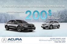 Acura ILX Premium Pkg 2014