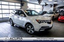 Acura MDX V6 3.7L SH-AWD 2012