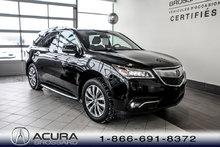Acura MDX NAVIGATION Pkg 2014