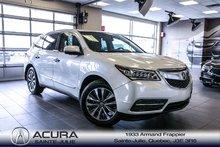 Acura MDX GROUPE NAV 2015