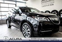 2016 Acura MDX Navigation