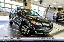 Acura RDX 3.5L V6 TECH SH-AWD 2013