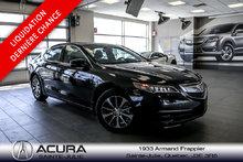 2017 Acura TLX Tech CERTIFIÉS 3.4%