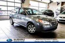Hyundai Elantra Automatique, Subaru Sainte-Julie 2010