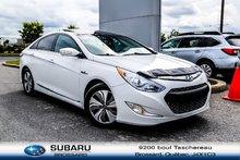 Hyundai Sonata Hybrid Limited 2014