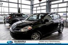 Nissan Versa 1.8S 2010