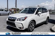 Subaru Forester 2.0XT Premium Pkg Certifié Subaru 2015
