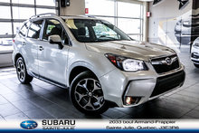 Subaru Forester XT Limited w/Tech Pkg 2015