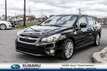 2014 Subaru Impreza Sedan Premium Pkg