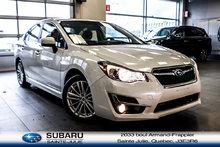 Subaru Impreza AWD, TOIT OUVRANT, FOGS, MAGS, AILERON, FAITE VITE 2015