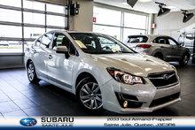 2016 Subaru Impreza PZEV     AWD