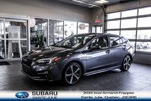 2017 Subaru Impreza Sport-tech w/Tech Pkg