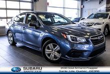 2018 Subaru Legacy Bas Millage 540km