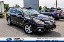 Subaru Outback 2.5i Touring Pkg Certifié Subaru 2014