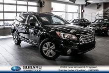 2016 Subaru Outback 2.5i Convinience
