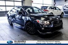 2015 Subaru WRX WOW! PARFAITE CONDITION, JAMAIS ACCIDENTÉ...