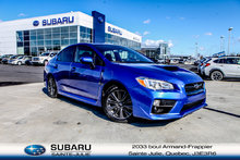 Subaru WRX SEUL. 39384KM! JAMAIS ACCIDENTÉ, MANUEL, AWD !! 2016