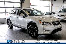 Subaru XV Crosstrek Sport Package 2014
