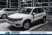 2013 Volkswagen Tiguan 2.0 TrenLine 4Motion
