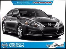 2016 Nissan Altima 2.5S, Cloth, Cruise, iPod USB, Remote Start