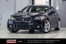 2014 BMW 5 Series 535d XDRIVE - M SPORT: CUIR TOIT GPS AUDIO