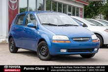 2008 Chevrolet Aveo LT AUTO/ AC