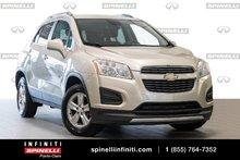 2013 Chevrolet Trax LT/AWD/BACKUP CAMERA/REMOTE STARTER