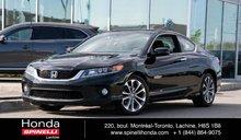 2014 Honda Accord Coupe EX-L w/Navi V6 AUTO BAS KM