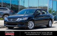 2014 Honda Accord LX SEDAN BAS KM