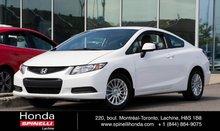 2013 Honda Civic Coupe LX AUTO MAGS