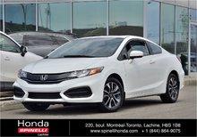 2015 Honda Civic Coupe EX TOIT MANUAL GAR 160000 KM