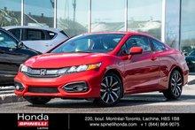 2015 Honda Civic Coupe EX-L w/NAVI BAS KM