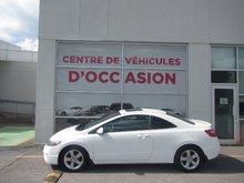 2010 Honda Civic Cpe LX SUNROOF