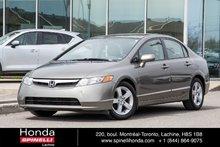 2006 Honda Civic LX MANUELLE BAS KM