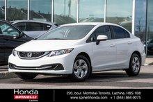 2014 Honda Civic LX AUTO SEDAN