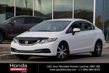 2015 Honda Civic LX AUTO MAGS TRES BAS KM