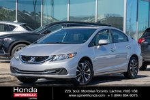 2015 Honda Civic EX AUTO TRES BAS KM TOIT