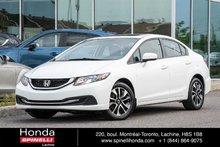 2015 Honda Civic EX MANUELLE TOIT MAGS