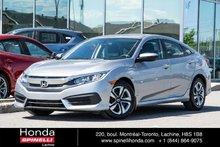 2016 Honda Civic LX TRES BAS KM