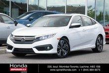 2016 Honda Civic EX-T 1.5L TOIT MAGS