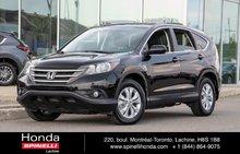 2013 Honda CR-V EX AWD BAS KM