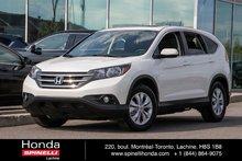 2014 Honda CR-V EX AWD TOIT MAGS