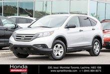 2014 Honda CR-V LX AWD BAS KM