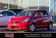 2013 Honda Fit LX AUTO BAS KM