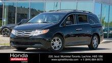 2012 Honda Odyssey EX-L w/RES DVD CUIR TOIT