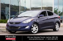 2012 Hyundai Elantra LIMITED AUTO TOIT CUIR MAGS