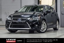 2015 Lexus CT 200h HYBRIDE TOURING; NULUXE TOIT SIEGES CHAUFFANT