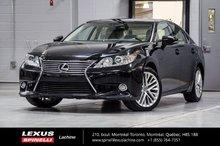 2015 Lexus ES 350 GRP. TECH: AUDIO TOIT PANO GPS