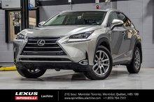 2016 Lexus NX 200t LUXE AWD; AUDIO TOIT GPS