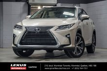2016 Lexus RX 350 EXECUTIF AWD; CUIR TOIT PANO AUDIO GPS LSS+